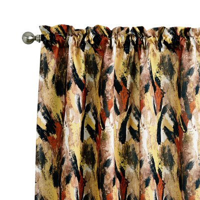 Ink-jet Printing Splendid Pattern Window Curtains 52 x 84 inchWindow Treatments<br>Ink-jet Printing Splendid Pattern Window Curtains 52 x 84 inch<br><br>Category: Curtain<br>For: All<br>Material: Polyester fibre<br>Occasion: Bedroom, Dining Room, Living Room<br>Package Contents: 2 x Window Curtain Panel, 2 x Tieback<br>Package size (L x W x H): 70.00 x 50.00 x 2.50 cm / 27.56 x 19.69 x 0.98 inches<br>Package weight: 2.0300 kg<br>Product weight: 1.9000 kg<br>Type: Eco-friendly, Fashion, Decoration