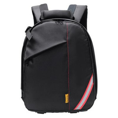 Waterproof Camera BackpackCamera Bags<br>Waterproof Camera Backpack<br><br>Package Contents: 1 x Camera Backpack<br>Package size (L x W x H): 34.00 x 26.00 x 13.00 cm / 13.39 x 10.24 x 5.12 inches<br>Package weight: 0.7200 kg<br>Product size (L x W x H): 33.00 x 25.00 x 12.00 cm / 12.99 x 9.84 x 4.72 inches<br>Product weight: 0.7000 kg