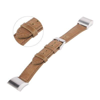Crazy Horse Leather Watchband for Fitbit Charge 2Apple Watch Bands<br>Crazy Horse Leather Watchband for Fitbit Charge 2<br><br>Function: for Fitbit Charge 2<br>Material: Genuine Leather<br>Package Contents: 1 x Watchband<br>Package size: 26.00 x 3.00 x 2.00 cm / 10.24 x 1.18 x 0.79 inches<br>Package weight: 0.0520 kg<br>Product size: 25.00 x 2.00 x 1.00 cm / 9.84 x 0.79 x 0.39 inches<br>Product weight: 0.0300 kg