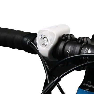 SAHOO 71391 Waterproof Bicycle Front Light Bike Safety LampBike Lights<br>SAHOO 71391 Waterproof Bicycle Front Light Bike Safety Lamp<br><br>Brand: SAHOO<br>Features: Waterproof, Superbright, Low Power Consumption, Easy to Install<br>Package Contents: 1 x SAHOO 71391 Bike Front Light, 1 x USB Cable<br>Package Dimension: 10.50 x 7.00 x 4.50 cm / 4.13 x 2.76 x 1.77 inches<br>Package weight: 0.0800 kg<br>Placement: Handlebar<br>Product Dimension: 6.50 x 3.50 x 3.50 cm / 2.56 x 1.38 x 1.38 inches<br>Product weight: 0.0500 kg<br>Suitable for: Mountain Bicycle, Road Bike, Touring Bicycle<br>Type: Front Light