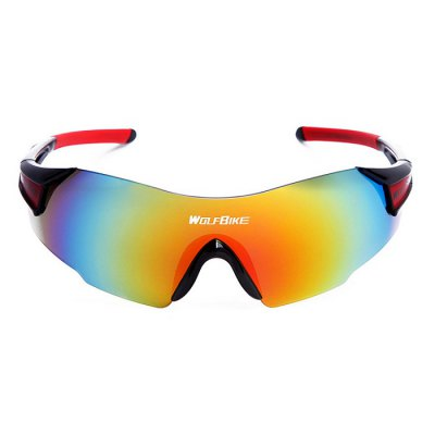 WOLFBIKE BYJ - 016 Protective Polarized Sports Cycling GlassesCycling Sunglasses<br>WOLFBIKE BYJ - 016 Protective Polarized Sports Cycling Glasses<br><br>Ear-stems Length: 12cm<br>Features: Anti-UV, Polarized lens<br>Gender: Unisex<br>Lens height: 4.5cm<br>Lens width: 7cm<br>Nose bridge width: 3cm<br>Package Contents: 1 x WOLFBIKE BYJ - 016 Cycling Glasses, 1 x Cleaning Cloth, 1 x Storage Bag, 1 x Box<br>Package Size(L x W x H): 17.00 x 9.00 x 6.00 cm / 6.69 x 3.54 x 2.36 inches<br>Package weight: 0.1500 kg<br>Product weight: 0.0290 kg<br>Suitable for: Traveling, Hiking, Cycling<br>Whole Length: 13.5cm