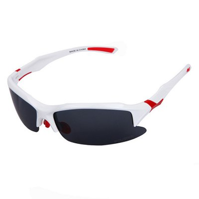 WOLFBIKE BYJ - 014 Protective Polarized Cycling Glasses SetCycling Sunglasses<br>WOLFBIKE BYJ - 014 Protective Polarized Cycling Glasses Set<br><br>Ear-stems Length: 11.5cm<br>Features: Anti-UV, Polarized lens<br>Gender: Unisex<br>Lens height: 3.5cm<br>Lens width: 16.5cm<br>Nose bridge width: 3.2cm<br>Package Contents: 1 x WOLFBIKE BYJ - 014 Cycling Glasses, 1 x Lanyard, 1 x Cleaning Cloth, 1 x Storage Bag, 1 x Box, 1 x Polarized Test Card<br>Package Size(L x W x H): 17.00 x 9.00 x 6.00 cm / 6.69 x 3.54 x 2.36 inches<br>Package weight: 0.1250 kg<br>Product Size(L x W x H): 13.60 x 11.50 x 3.50 cm / 5.35 x 4.53 x 1.38 inches<br>Product weight: 0.1250 kg<br>Suitable for: Mountaineering, Cycling, Traveling<br>Whole Length: 13.6cm