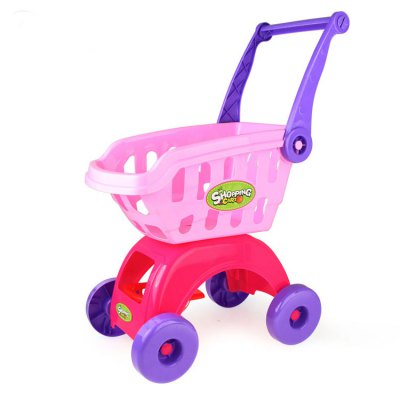 Mini Supermarket Simulation Shopping CartPretend Play<br>Mini Supermarket Simulation Shopping Cart<br><br>Age: Above 3 Years<br>Material: ABS<br>Package Contents: 1 x Pretend Play Toy Set<br>Package size (L x W x H): 31.50 x 19.50 x 17.50 cm / 12.4 x 7.68 x 6.89 inches<br>Package weight: 0.8400 kg<br>Product weight: 0.7800 kg<br>Type: Pretend Play