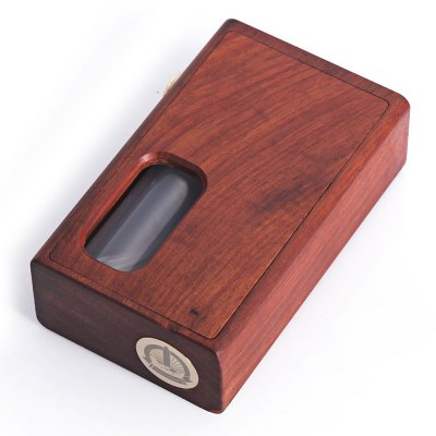 Wotofo RAM Box ModMechanical Mods<br>Wotofo RAM Box Mod<br><br>Accessories type: MOD<br>Battery Form Factor: 18650<br>Battery Quantity: 1pc ( not included )<br>Brand: Wotofo<br>Material: Resin, Wood<br>Mod: Mechanical Mod<br>Model: RAM<br>Package Contents: 1 x RAM Box Mod, 2 x PET Bottle, 1 x English User Manual<br>Package size (L x W x H): 12.00 x 9.50 x 5.50 cm / 4.72 x 3.74 x 2.17 inches<br>Package weight: 0.2900 kg<br>Product size (L x W x H): 7.70 x 4.70 x 2.40 cm / 3.03 x 1.85 x 0.94 inches<br>Product weight: 0.1300 kg<br>Type: Electronic Cigarettes Accessories