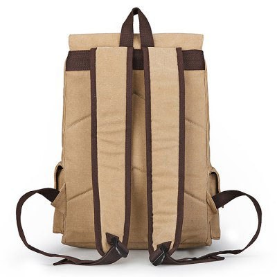 SIMUOutdoor Casual Multifunctional Backpack for MenBackpacks<br>SIMUOutdoor Casual Multifunctional Backpack for Men<br><br>Material: Canvas, Polyester<br>Package Size(L x W x H): 40.00 x 28.00 x 6.00 cm / 15.75 x 11.02 x 2.36 inches<br>Package weight: 0.7600 kg<br>Packing List: 1 x SIMU Multifunctional Backpack<br>Product weight: 0.7000 kg<br>Style: Casual, Fashion<br>Type: Shoulder bag
