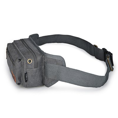 SIMU Outdoor Fashion Multifunctional Chest BagWaist Packs<br>SIMU Outdoor Fashion Multifunctional Chest Bag<br><br>Brand: SIMU<br>Closure Type: Zip<br>Material: Canvas, Polyester<br>Package Size(L x W x H): 43.00 x 14.00 x 3.00 cm / 16.93 x 5.51 x 1.18 inches<br>Package weight: 0.4100 kg<br>Packing List: 1 x SIMU Multifunctional Chest Bag<br>Product weight: 0.3600 kg<br>Style: Fashion, Casual<br>Type: Shoulder bag