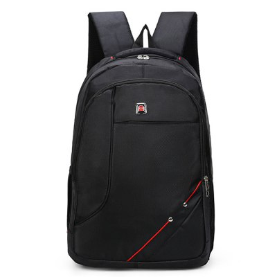Outdoor Casual Multifunctional 17 inch Nylon BackpackBackpacks<br>Outdoor Casual Multifunctional 17 inch Nylon Backpack<br><br>Closure Type: Zip<br>Material: Nylon, Polyester<br>Package Size(L x W x H): 32.00 x 22.00 x 50.00 cm / 12.6 x 8.66 x 19.69 inches<br>Package weight: 0.6600 kg<br>Packing List: 1 x Multifunctional Backpack<br>Product Size(L x W x H): 30.00 x 20.00 x 45.00 cm / 11.81 x 7.87 x 17.72 inches<br>Product weight: 0.6000 kg<br>Style: Fashion, Casual<br>Type: Backpacks