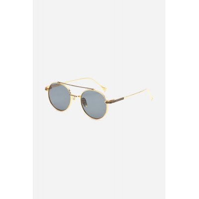 Fashion Neutral Dust-proof SunglassesStylish Sunglasses<br>Fashion Neutral Dust-proof Sunglasses<br><br>Frame material: Metal<br>Functions: Dustproof, UV Protection, Windproof<br>Lens material: PC<br>Package Contents: 1 x Sunglasses<br>Package size (L x W x H): 15.50 x 6.50 x 4.50 cm / 6.1 x 2.56 x 1.77 inches<br>Package weight: 0.1560 kg<br>Product weight: 0.0360 kg