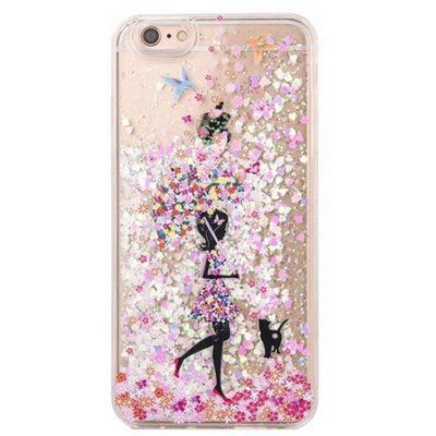 Romance and Entertainment Cover Case for iPhone 6 / 6S