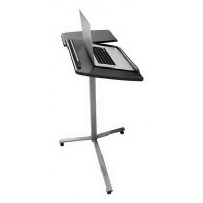 Simple Laptop Table Desk Breakfast Tray Notebook Stand