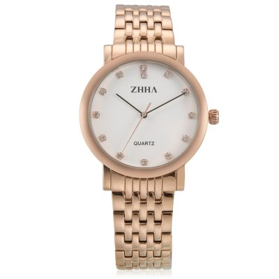 ZHHA ZW - 025 Quartz Fashion Men WatchMens Watches<br>ZHHA ZW - 025 Quartz Fashion Men Watch<br><br>Band material: Stainless Steel<br>Brand: ZHHA<br>Case material: Alloy<br>Clasp type: Butterfly clasp<br>Display type: Analog<br>Hour formats: 12 Hour<br>Movement type: Quartz watch<br>Package Contents: 1 x Watch<br>Package size (L x W x H): 19.00 x 5.00 x 1.70 cm / 7.48 x 1.97 x 0.67 inches<br>Package weight: 0.2200 kg<br>Product size (L x W x H): 18.00 x 4.00 x 0.70 cm / 7.09 x 1.57 x 0.28 inches<br>Product weight: 0.1137 kg<br>Shape of the dial: Circular<br>The band width: 1.7cm<br>The dial diameter: 4cm<br>The dial thickness: 0.7cm<br>Watches categories: Men<br>Water resistance : Life water resistant<br>Wearable length: 18.6 - 20.1cm