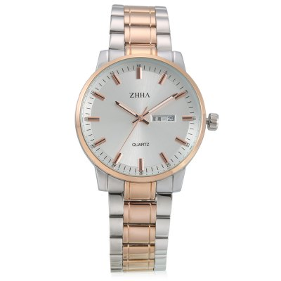 ZHHA ZW - 081 Stainless Steel Men WatchMens Watches<br>ZHHA ZW - 081 Stainless Steel Men Watch<br><br>Band material: Stainless Steel<br>Band size: 18.5 x 1.8cm<br>Brand: ZHHA<br>Case material: Zinc Alloy<br>Clasp type: Butterfly clasp<br>Dial size: 4 x 4 x 1cm<br>Display type: Analog<br>Movement type: Quartz watch<br>Package Contents: 1 x Watch<br>Package size (L x W x H): 19.50 x 5.00 x 2.00 cm / 7.68 x 1.97 x 0.79 inches<br>Package weight: 0.1300 kg<br>Product size (L x W x H): 18.50 x 4.00 x 1.00 cm / 7.28 x 1.57 x 0.39 inches<br>Product weight: 0.1090 kg<br>Shape of the dial: Round<br>Watch style: Cool<br>Watches categories: Men<br>Water resistance : Life water resistant