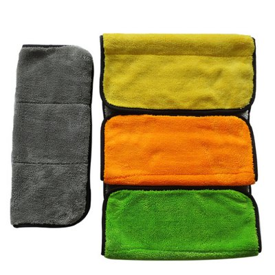 Coral Fleece Towel Car Cleaning ClothCar wash tools<br>Coral Fleece Towel Car Cleaning Cloth<br><br>Input Power: No<br>Output Power: No<br>Package Contents: 1 x Car Cleaning Towel<br>Package size (L x W x H): 46.50 x 39.50 x 3.50 cm / 18.31 x 15.55 x 1.38 inches<br>Package weight: 0.1800 kg<br>Product size (L x W x H): 45.00 x 38.00 x 2.00 cm / 17.72 x 14.96 x 0.79 inches<br>Product weight: 0.1560 kg