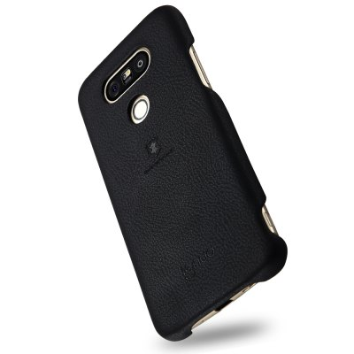 LENUO PU Leather Soft Matte Phone Case for LG G5Cases &amp; Leather<br>LENUO PU Leather Soft Matte Phone Case for LG G5<br><br>Brand: LENUO<br>Compatible Model: G5<br>Features: Anti-knock, Back Cover<br>Mainly Compatible with: LG<br>Material: PU Leather<br>Package Contents: 1 x Phone Case<br>Package size (L x W x H): 18.30 x 13.20 x 2.00 cm / 7.2 x 5.2 x 0.79 inches<br>Package weight: 0.1110 kg<br>Product Size(L x W x H): 15.10 x 7.60 x 1.00 cm / 5.94 x 2.99 x 0.39 inches<br>Product weight: 0.0190 kg<br>Style: Cool, Solid Color, Modern
