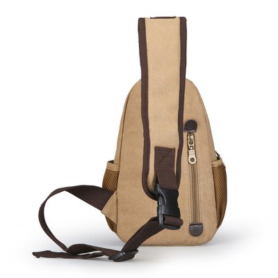 Outdoor Practical Multifunctional Shoulder BagCrossbody Bags<br>Outdoor Practical Multifunctional Shoulder Bag<br><br>Closure Type: Zip<br>Material: Canvas, Polyester<br>Package Size(L x W x H): 33.00 x 19.00 x 3.00 cm / 12.99 x 7.48 x 1.18 inches<br>Package weight: 0.4600 kg<br>Packing List: 1 x Multifunctional Shoulder Bag<br>Product weight: 0.4100 kg<br>Style: Fashion, Casual<br>Type: Shoulder bag