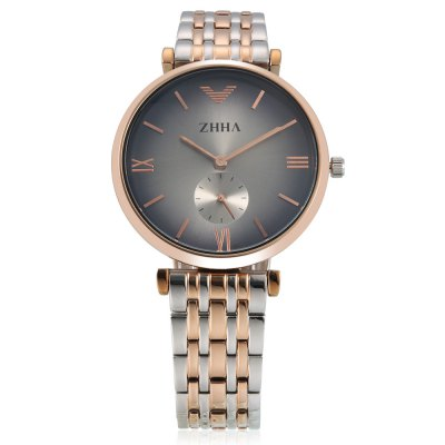 ZHHA ZW - 002 Quartz Fashion Men WatchMens Watches<br>ZHHA ZW - 002 Quartz Fashion Men Watch<br><br>Band material: Stainless Steel<br>Brand: ZHHA<br>Case material: Alloy<br>Clasp type: Butterfly clasp<br>Display type: Analog<br>Movement type: Quartz watch<br>Package Contents: 1 x Watch<br>Package size (L x W x H): 22.60 x 5.20 x 1.80 cm / 8.9 x 2.05 x 0.71 inches<br>Package weight: 0.2200 kg<br>Product size (L x W x H): 21.60 x 4.20 x 0.80 cm / 8.5 x 1.65 x 0.31 inches<br>Product weight: 0.1256 kg<br>Shape of the dial: Round<br>Style elements: Stainless Steel<br>The band width: 1.6cm<br>The dial diameter: 4.2cm<br>The dial thickness: 0.8cm<br>Watch style: Fashion<br>Watches categories: Men<br>Water resistance : Life water resistant<br>Wearable length: 16 - 17.6cm