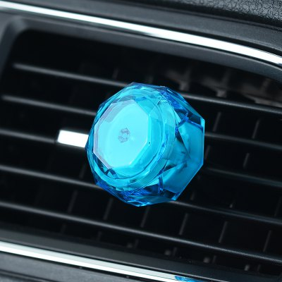 CARSETCITY CA - 12073 - 12205 Car Air Vent Aroma PurifierCar Air Purifier<br>CARSETCITY CA - 12073 - 12205 Car Air Vent Aroma Purifier<br><br>Brand: CARSETCITY<br>Model: CA - 12073 - 12205<br>Package Contents: 1 x Aroma Ball, 1 x Grain, 1 x Air Vent Clip, 1 x Protection Film<br>Package size (L x W x H): 8.00 x 4.00 x 18.00 cm / 3.15 x 1.57 x 7.09 inches<br>Package weight: 0.0400 kg<br>Product size (L x W x H): 3.50 x 3.50 x 2.50 cm / 1.38 x 1.38 x 0.98 inches<br>Product weight: 0.0100 kg<br>Type: Air Freshener And Purifiers