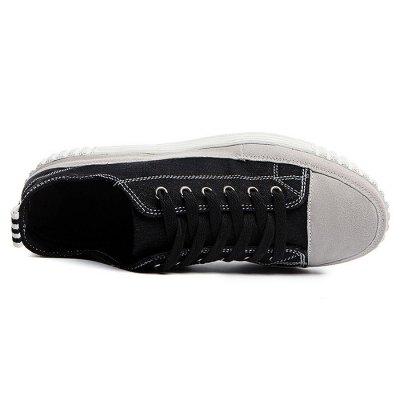 Breathable Summer Canvas Shoes for MenCasual Shoes<br>Breathable Summer Canvas Shoes for Men<br><br>Closure Type: Lace-Up<br>Contents: 1 x Pair of Shoes<br>Materials: Rubber, Canvas<br>Occasion: Casual<br>Outsole Material: Rubber<br>Package Size ( L x W x H ): 33.00 x 22.00 x 11.00 cm / 12.99 x 8.66 x 4.33 inches<br>Package Weights: 0.77kg<br>Seasons: Autumn,Spring,Summer<br>Style: Casual<br>Type: Casual Shoes<br>Upper Material: Canvas