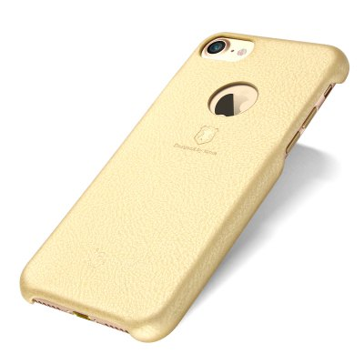 LENUO Matte Surface PU Leather Mobile Shell for iPhone 7iPhone Cases/Covers<br>LENUO Matte Surface PU Leather Mobile Shell for iPhone 7<br><br>Brand: LENUO<br>Compatible for Apple: iPhone 7<br>Features: Back Cover<br>Material: PC, PU Leather<br>Package Contents: 1 x Phone Case<br>Package size (L x W x H): 18.30 x 13.20 x 2.00 cm / 7.2 x 5.2 x 0.79 inches<br>Package weight: 0.1110 kg<br>Product size (L x W x H): 14.20 x 7.10 x 1.00 cm / 5.59 x 2.8 x 0.39 inches<br>Product weight: 0.0190 kg<br>Style: Ultra Slim