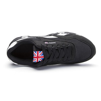 Fashion Thick Soles Sports Shoes for MenMen's Sneakers<br>Fashion Thick Soles Sports Shoes for Men<br><br>Closure Type: Lace-Up<br>Contents: 1 x Pair of Shoes<br>Materials: Mesh, Rubber, Leather<br>Occasion: Casual, Daily<br>Outsole Material: Rubber<br>Package Size ( L x W x H ): 33.00 x 22.00 x 11.00 cm / 12.99 x 8.66 x 4.33 inches<br>Package Weights: 0.87kg<br>Seasons: Autumn,Spring,Summer<br>Style: Leisure, Fashion, Casual<br>Type: Casual Shoes<br>Upper Material: Mesh