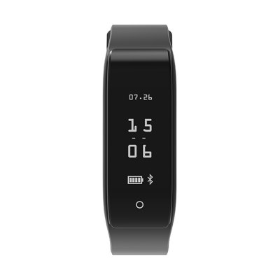 RIVERSONG WAVE FIT Heart Rate SmartbandSmart Watches<br>RIVERSONG WAVE FIT Heart Rate Smartband<br><br>Band material: TPU<br>Band size: 22 x 1.65 cm<br>Battery  Capacity: 90mAh<br>Bluetooth calling: Phone call reminder<br>Bluetooth Version: Bluetooth 4.0<br>Brand: RIVERSONG<br>Built-in chip type: NRF51822<br>Case material: PC<br>Charging Time: About 2hours<br>Compatability: Android 4.4 and iOS 8.0 or above<br>Compatible OS: IOS, Android<br>Dial size: 4.85 x 2.5 x 1.1 cm<br>IP rating: IP67<br>Messaging: Message reminder<br>Notification type: Facebook, WhatsApp, Wechat, Twitter, Skype<br>Operating mode: Touch Key<br>Package Contents: 1 x Smartband, 1 x Charging Cable, 1 x English-Chinese Manual<br>Package size (L x W x H): 14.50 x 9.50 x 3.40 cm / 5.71 x 3.74 x 1.34 inches<br>Package weight: 0.1890 kg<br>People: Female table,Male table<br>Product size (L x W x H): 22.00 x 2.50 x 1.10 cm / 8.66 x 0.98 x 0.43 inches<br>Product weight: 0.0220 kg<br>RAM: 32KB<br>ROM: 256KB<br>Screen: OLED<br>Screen resolution: 128 x 32<br>Screen size: 0.91 inch<br>Shape of the dial: Rectangle<br>Standby time: 15 days<br>Waterproof: Yes