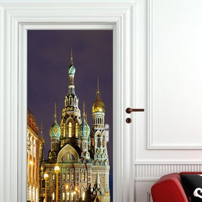 Sankt Peterburg 3D Door Sticker WallpaperWall Stickers<br>Sankt Peterburg 3D Door Sticker Wallpaper<br><br>Art Style: Plane Wall Stickers<br>Functions: Decorative Wall Stickers<br>Hang In/Stick On: Bathroom,Bedrooms,Kids Room,Living Rooms<br>Material: Self-adhesive Plastic, Vinyl(PVC)<br>Package Contents: 1 x Sticker<br>Package size (L x W x H): 80.00 x 3.40 x 3.40 cm / 31.5 x 1.34 x 1.34 inches<br>Package weight: 0.5600 kg<br>Product size (L x W x H): 77.00 x 200.00 x 2.00 cm / 30.31 x 78.74 x 0.79 inches<br>Product weight: 0.4900 kg