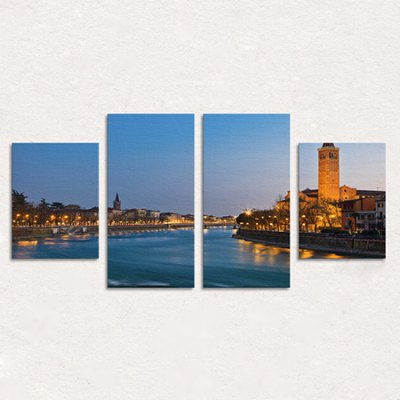 City of Venice DIY Home Decor Wallpaper Wall Picture Mural
