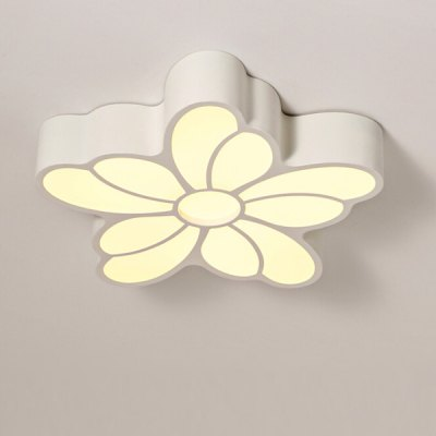Contracted Romantic Artistic Ceiling Light 220V