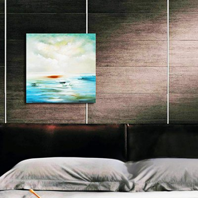 YHHP Hand Painted Abstract Scenery Canvas Oil Painting Wall ArtOil Paintings<br>YHHP Hand Painted Abstract Scenery Canvas Oil Painting Wall Art<br><br>Brand: YHHP<br>Form: One Panel<br>Package Quantity: 1 x Oil Painting<br>Package size (L x W x H): 62.50 x 5.50 x 62.50 cm / 24.61 x 2.17 x 24.61 inches<br>Package weight: 1.8500 kg<br>Product size (L x W x H): 60.00 x 3.00 x 60.00 cm / 23.62 x 1.18 x 23.62 inches<br>Product weight: 0.8000 kg<br>Shape: Square<br>Theme: Abstract Landscape