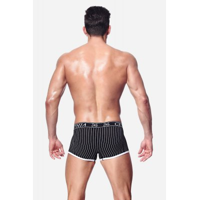 Men Cotton Boxers with U-pouchMens Underwear &amp; Pajamas<br>Men Cotton Boxers with U-pouch<br><br>Material: Cotton<br>Package Contents: 1 x Pair of Boxers<br>Package size: 20.00 x 20.00 x 2.00 cm / 7.87 x 7.87 x 0.79 inches<br>Package weight: 0.0820 kg<br>Product weight: 0.0700 kg