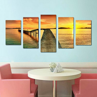 The Afloat Sunset Dock Wall StickerWall Stickers<br>The Afloat Sunset Dock Wall Sticker<br><br>Art Style: Plane Wall Stickers<br>Hang In/Stick On: Bedrooms,Hotels<br>Package Contents: 1 x Sticker<br>Package size (L x W x H): 30.00 x 7.00 x 7.00 cm / 11.81 x 2.76 x 2.76 inches<br>Package weight: 0.2800 kg<br>Product size (L x W x H): 75.00 x 150.00 x 1.00 cm / 29.53 x 59.06 x 0.39 inches<br>Product weight: 0.2600 kg