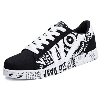 Special Printed All-match Shoes for MenMen's Sneakers<br>Special Printed All-match Shoes for Men<br><br>Closure Type: Lace-Up<br>Contents: 1 x Pair of Shoes<br>Materials: Fabric, Rubber, Suede<br>Occasion: Daily, Casual<br>Outsole Material: Rubber<br>Package Size ( L x W x H ): 33.00 x 22.00 x 11.00 cm / 12.99 x 8.66 x 4.33 inches<br>Package Weights: 0.87kg<br>Seasons: Autumn,Spring,Summer<br>Style: Leisure, Casual<br>Type: Casual Shoes<br>Upper Material: Cloth