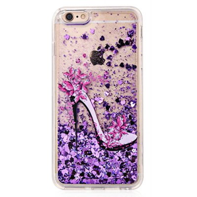 Heels Glitter Powder Phone Cover for iPhone 6 / 6S