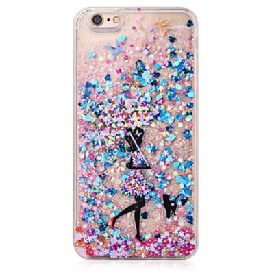 Pretty Shimmering Powder Phone Cover for iPhone 6 / 6S