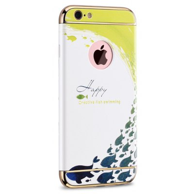 Charming Clean Style Phone Cover Case for iPhone 6 Plus / 6S Plus