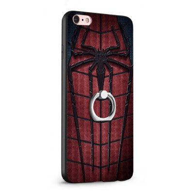 Spider Emboss Ring Holder Case