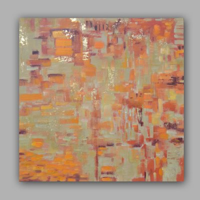 Canvas Oil Painting Abstract Hand Painted Home Decor
