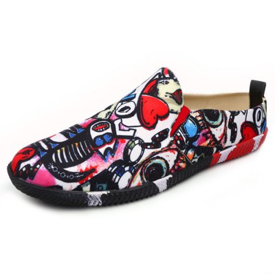 Canvas Slip-on Shoes / Slippers for MenMens Slippers<br>Canvas Slip-on Shoes / Slippers for Men<br><br>Closure Type: Slip-On<br>Contents: 1 x Pair of Shoes<br>Materials: Canvas, Rubber<br>Occasion: Casual<br>Outsole Material: Rubber<br>Package Size ( L x W x H ): 33.00 x 22.00 x 11.00 cm / 12.99 x 8.66 x 4.33 inches<br>Package Weights: 0.67kg<br>Seasons: Summer<br>Style: Leisure, Casual<br>Type: Casual Shoes<br>Upper Material: Canvas