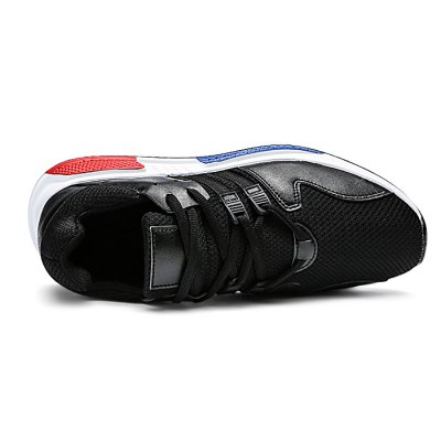 Leisure Mesh Running Shoes for MenHiking Shoes<br>Leisure Mesh Running Shoes for Men<br><br>Contents: 1 x Pair of Shoes<br>Materials: Mesh, Rubber<br>Occasion: Casual<br>Package Size ( L x W x H ): 33.00 x 22.00 x 11.00 cm / 12.99 x 8.66 x 4.33 inches<br>Package Weights: 0.77kg<br>Seasons: Autumn,Spring,Summer<br>Style: Casual<br>Type: Casual Shoes<br>Upper Material: Mesh
