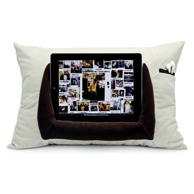 CARSETCITY Reading Pillow for iPad / TabletCar Seat Cushion<br>CARSETCITY Reading Pillow for iPad / Tablet<br><br>Brand: CARSETCITY<br>Package Contents: 1 x Reading Pillow<br>Package size (L x W x H): 47.60 x 33.60 x 17.60 cm / 18.74 x 13.23 x 6.93 inches<br>Package weight: 0.6400 kg<br>Product size (L x W x H): 46.60 x 32.60 x 16.60 cm / 18.35 x 12.83 x 6.54 inches<br>Product weight: 0.6000 kg<br>Type: Cushions And Pillows