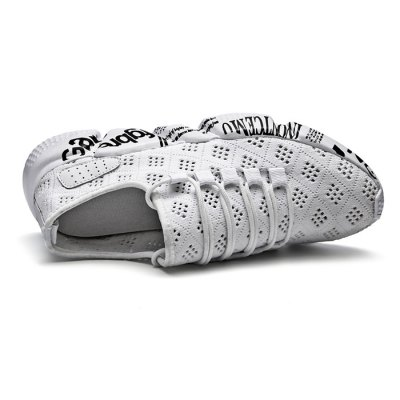 Breathable Character Printed Shoes for MenHiking Shoes<br>Breathable Character Printed Shoes for Men<br><br>Closure Type: Lace-Up<br>Contents: 1 x Pair of Shoes<br>Materials: Mesh, PU<br>Occasion: Casual<br>Outsole Material: PU<br>Package Size ( L x W x H ): 33.00 x 22.00 x 11.00 cm / 12.99 x 8.66 x 4.33 inches<br>Package Weights: 0.77kg<br>Seasons: Spring,Summer<br>Style: Leisure, Casual<br>Type: Casual Shoes<br>Upper Material: Mesh