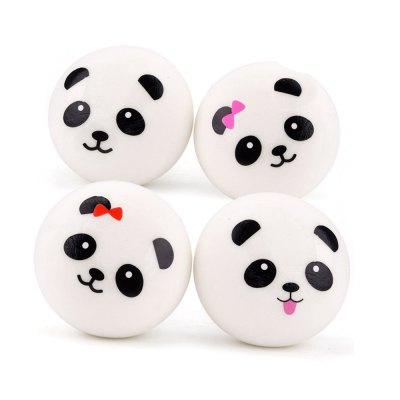 10cm Cute Squishy PandaSquishy toys<br>10cm Cute Squishy Panda<br><br>Age Range: &gt; 3 years old<br>Materials: PU<br>Package Content: 1 x Squishy Toy<br>Package Dimension: 12.00 x 12.00 x 10.00 cm / 4.72 x 4.72 x 3.94 inches<br>Package Weights: 70g<br>Pattern Type: Animal, Ball<br>Product Dimension: 10.00 x 10.00 x 10.00 cm / 3.94 x 3.94 x 3.94 inches<br>Product Weights: 50g<br>Products Type: Squishy Toy