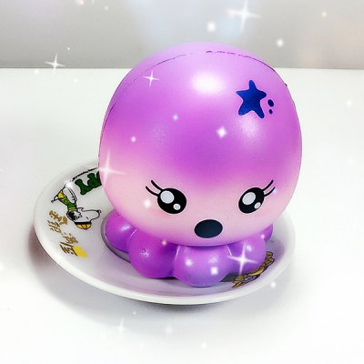 Squishy Octopus : NEXTERIC Cute Cartoon Octopus Squishy Toy -  USD13.94 Online Shopping GearBest.com