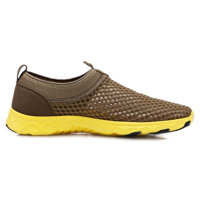 Men Multi-functional Breathable Outdoor ShoesCasual Shoes<br>Men Multi-functional Breathable Outdoor Shoes<br><br>Contents: 1 x Pair of Shoes<br>Materials: Mesh, Rubber<br>Occasion: Casual<br>Package Size ( L x W x H ): 31.00 x 21.00 x 11.00 cm / 12.2 x 8.27 x 4.33 inches<br>Package Weights: 0.58kg<br>Seasons: Autumn,Spring,Summer<br>Style: Leisure, Comfortable<br>Type: Casual Shoes