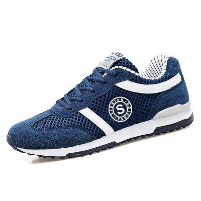 Plus Size Breathable Mesh Leisure Shoes for MenCasual Shoes<br>Plus Size Breathable Mesh Leisure Shoes for Men<br><br>Contents: 1 x Pair of Shoes<br>Materials: Mesh, Rubber<br>Occasion: Casual, Daily<br>Package Size ( L x W x H ): 33.00 x 22.00 x 11.00 cm / 12.99 x 8.66 x 4.33 inches<br>Package Weights: 0.67kg<br>Seasons: Autumn,Spring,Summer<br>Style: Leisure, Comfortable<br>Type: Casual Shoes