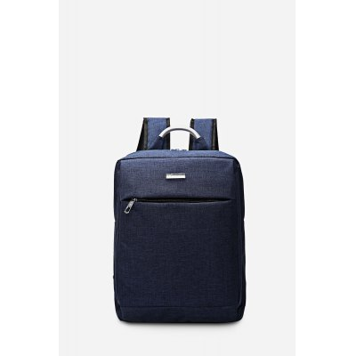 Men Chic Contracted Design BackpackMens Bags<br>Men Chic Contracted Design Backpack<br><br>Package Size(L x W x H): 30.00 x 15.00 x 50.00 cm / 11.81 x 5.91 x 19.69 inches<br>Package weight: 0.6400 kg<br>Packing List: 1 x Backpack<br>Product Size(L x W x H): 29.00 x 13.00 x 40.00 cm / 11.42 x 5.12 x 15.75 inches<br>Product weight: 0.6000 kg<br>Style: Casual<br>Type: Backpacks