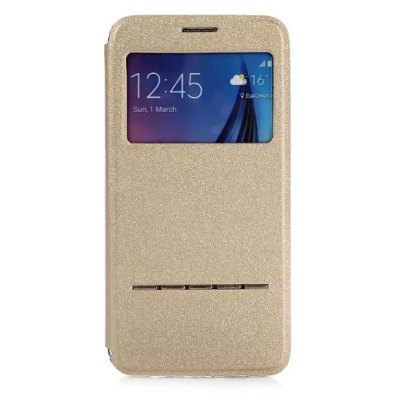 Golden Sands Stripe Phone Cover Case for Samsung Galaxy S8