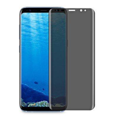 0.3mm 9H Curve Tempered Glass Screen Film ProtectorSamsung S Series<br>0.3mm 9H Curve Tempered Glass Screen Film Protector<br><br>Compatible Phone Brand: SAMSUNG<br>Compatible with: Samsung Galaxy S8 Plus<br>Features: Anti fingerprint, High Transparency, Ultra thin<br>For: Samsung Mobile Phone<br>Material: Tempered Glass<br>Package Contents: 1 x Screen Film, 1 x Wet Cleaning Paper, 1 x Dry Cleaning Paper<br>Package size (L x W x H): 9.50 x 17.00 x 1.20 cm / 3.74 x 6.69 x 0.47 inches<br>Package weight: 0.0990 kg<br>Product Size(L x W x H): 7.30 x 15.50 x 0.30 cm / 2.87 x 6.1 x 0.12 inches<br>Product weight: 0.0110 kg<br>Surface Hardness: 9H<br>Thickness: 0.3mm<br>Type: Screen Protector