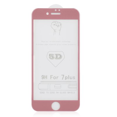Angibabe Tempered Glass Full Screen Film for iPhone 7 PlusIPhone Screen Protectors<br>Angibabe Tempered Glass Full Screen Film for iPhone 7 Plus<br><br>Brand: Angibabe<br>Features: Protect Screen, High-definition, High sensitivity, Anti-oil, Anti scratch, Anti fingerprint<br>For: Cell Phone<br>Mainly Compatible with: iPhone 7 Plus<br>Material: Tempered Glass<br>Package Contents: 1 x Screen Film, 1 x Wet Wipe, 1 x Dry Wipe<br>Package size (L x W x H): 19.60 x 12.60 x 2.00 cm / 7.72 x 4.96 x 0.79 inches<br>Package weight: 0.0970 kg<br>Product Size(L x W x H): 15.40 x 7.40 x 0.03 cm / 6.06 x 2.91 x 0.01 inches<br>Product weight: 0.0140 kg<br>Surface Hardness: 9H<br>Thickness: 0.3mm<br>Type: Screen Protector