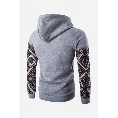Casual Classical Fashionable Men Retro Long Sleeve Hoodie Hooded SweatshirtMens Hoodies &amp; Sweatshirts<br>Casual Classical Fashionable Men Retro Long Sleeve Hoodie Hooded Sweatshirt<br><br>Material: Cotton Blends<br>Package Contents: 1 x Sweatshirt<br>Package size: 20.00 x 20.00 x 2.00 cm / 7.87 x 7.87 x 0.79 inches<br>Package weight: 0.4400 kg<br>Product weight: 0.4000 kg